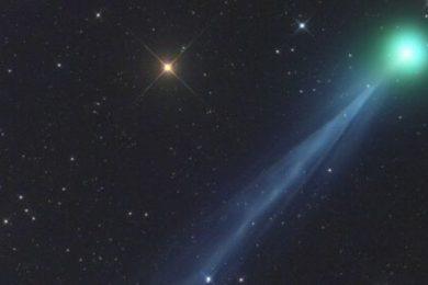 swan comet