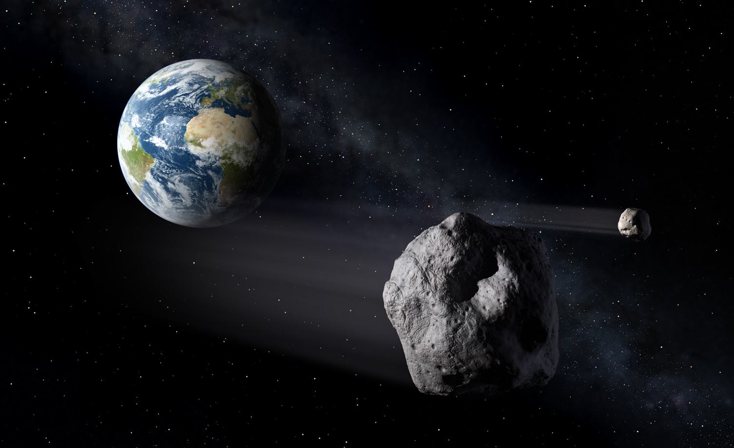 ESA Aims to Mine Asteroids for Natural Resources